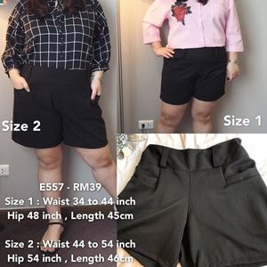 E557  Ready stock*Waist 34 to 54 inch /86-137cm