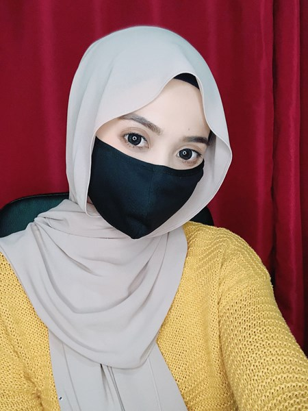 LAWARNI FACE MASK EARLOOP