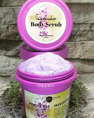SALT BODY SCRUB