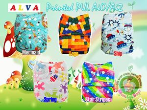 Alva Aio/Ai2 Cloth Diaper