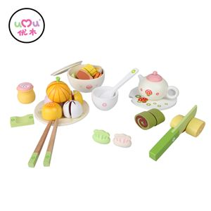 1069 Hong Kong Style Breakfast  Imaginary Playset