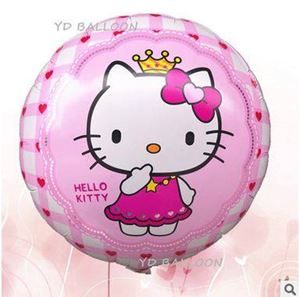 PARTY BALLOON ( KITTY PINK )