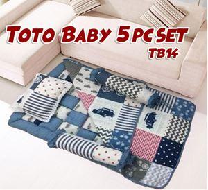 TB14 Toto Baby 5 pc set