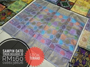 SM3D-37 - SAMPIN DATO TENUN EXCLUSIVE 3D
