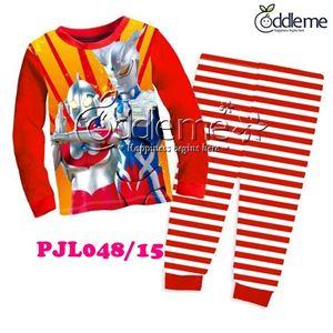 @  PJL048/15 ULTRAMAN ORANGE RED