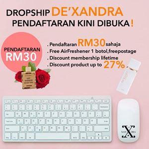 Pakej Dropship Dexandra