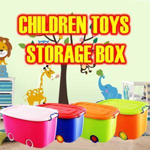 CHILDREN'S TOYS STORAGE BOX n00375