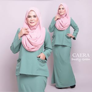 CAERA  - DUSTY GREEN
