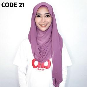 Shawl Pantas Dbatoo Code 21
