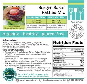 Burger Bakar Patties Mix