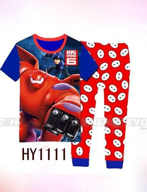 HY1111 Big Hero Pyjamas