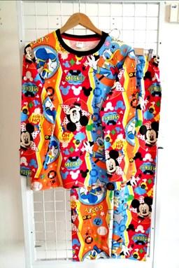 Pyjamas DISNEY STAR : Size DEWASA M - 4XL