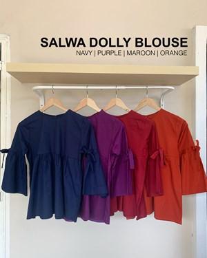 Salwa dolly blouse