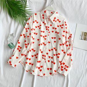 Love Pattern Shirt