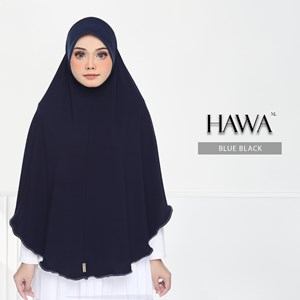 HAWA (XL)SCUBA BLUE BLACK