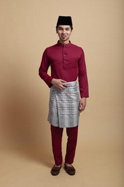 Baju Melayu Amin Design