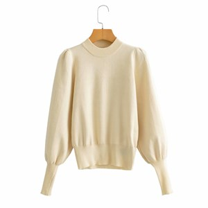 Knit Sweater (Off White)