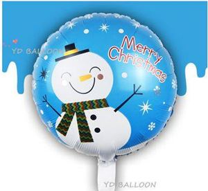PARTY BALLOON ( SNOWMAN )