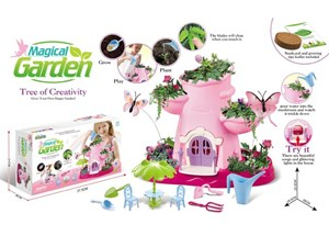 Magical Garden | Tree Of Creativity | Grow Your Own Happy Garden With LED Lighting & Sound