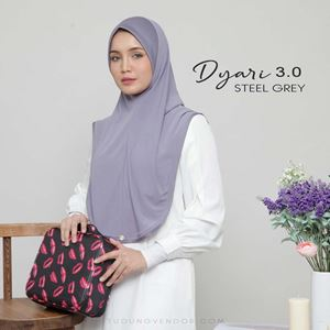 DYARI 3.0 IN STEEL GREY