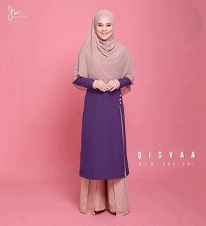 QISYAA ( Purple )