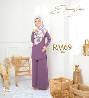 09 EMMALINE SUIT IN LILAC