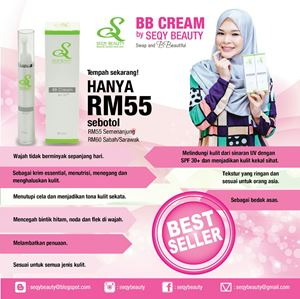 BB Cream by Seqy Beauty Code 2 Natural