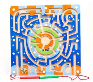 Magnetic Maze