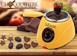 Chocolatiere chocolate Melting Pot/  chocolate fondue / boiler