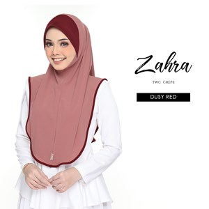 ZAHRA (M) DUSTY RED