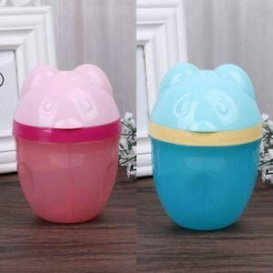 Baby Milk Powder Formula Dispenser Container Storage Box Case