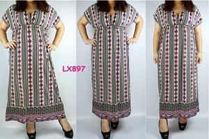 LX897 *Bust 102-127cm