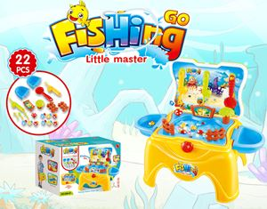 Fishing Go Toy Set