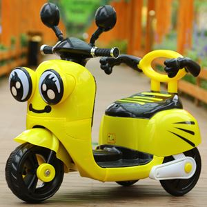 Bee kids vespa