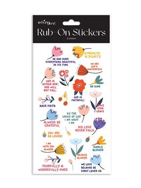 Rub-On Stickers