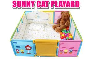 SUNNY CAT PLAYARD N00489