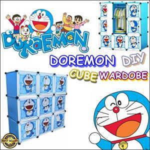 DOREMON DIY CUBE WARDROBE