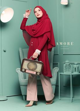 BLOUSE AMORE LACEY -  ROSSEY