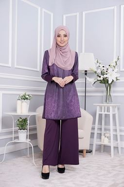 Rania Exclusive RE08 - Only size XS , L and XXL available (Blouse Only!!)