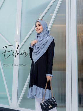 E'CLAIR (BLACK) BATCH 2