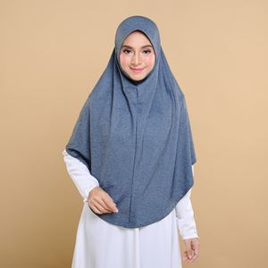 Melati in Dusty Blue