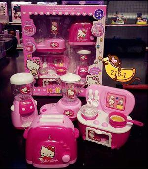 Hello Kitty Set - Kitchen