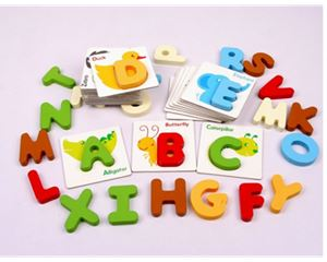 ALPHABET DIGITALCARD