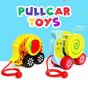 PULL CAR TOYS