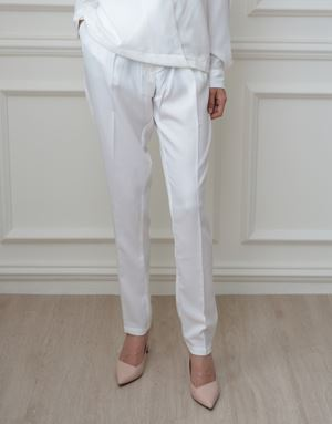 JANE PANTS IN OFF WHITE