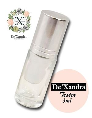 (5) LADY ROSE - COCO MADE - De'Xandra Tester 3ml