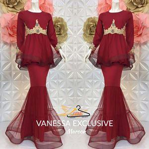 VANESSA EXCLUSIVE