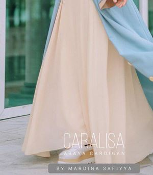 ADD ON LAYER SKIRT CARALISA ANDA AKAN DAPAT FREE HANDSOCK