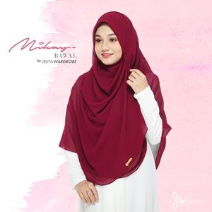MIKAYLA BAWAL 🐠 (GLAMOUR RED)