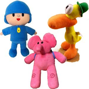 Pocoyo & Friends Plush Doll